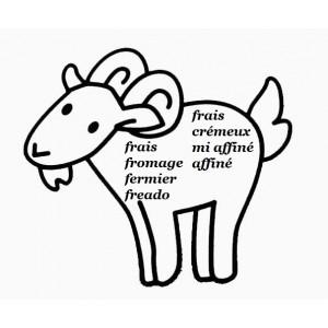 Frealdo crémeux / 2 pc